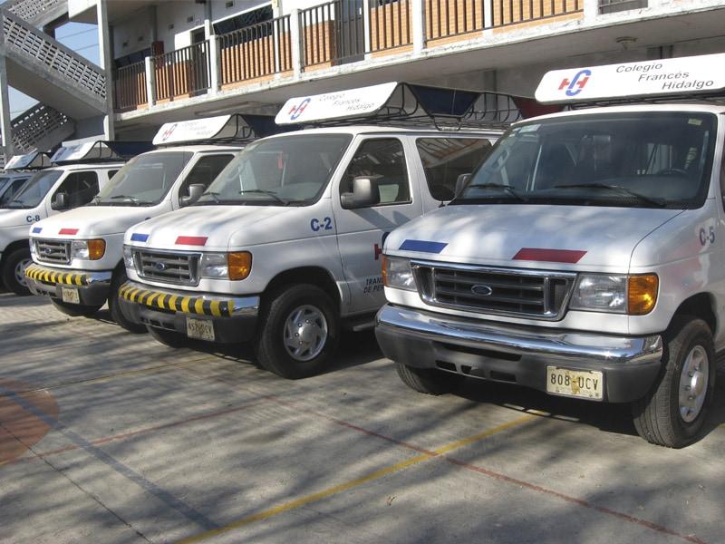 GO Transportes - Camionetas transporte escolar