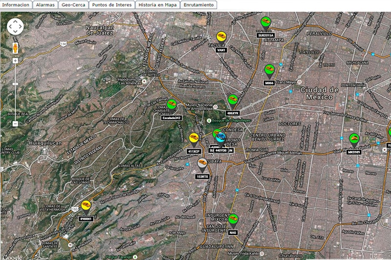 gotransportes-rastreo-satelital Rastreo satelital