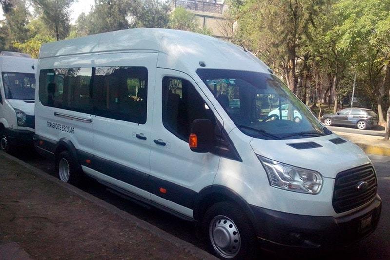 Transportes escolares - GO Transportes
